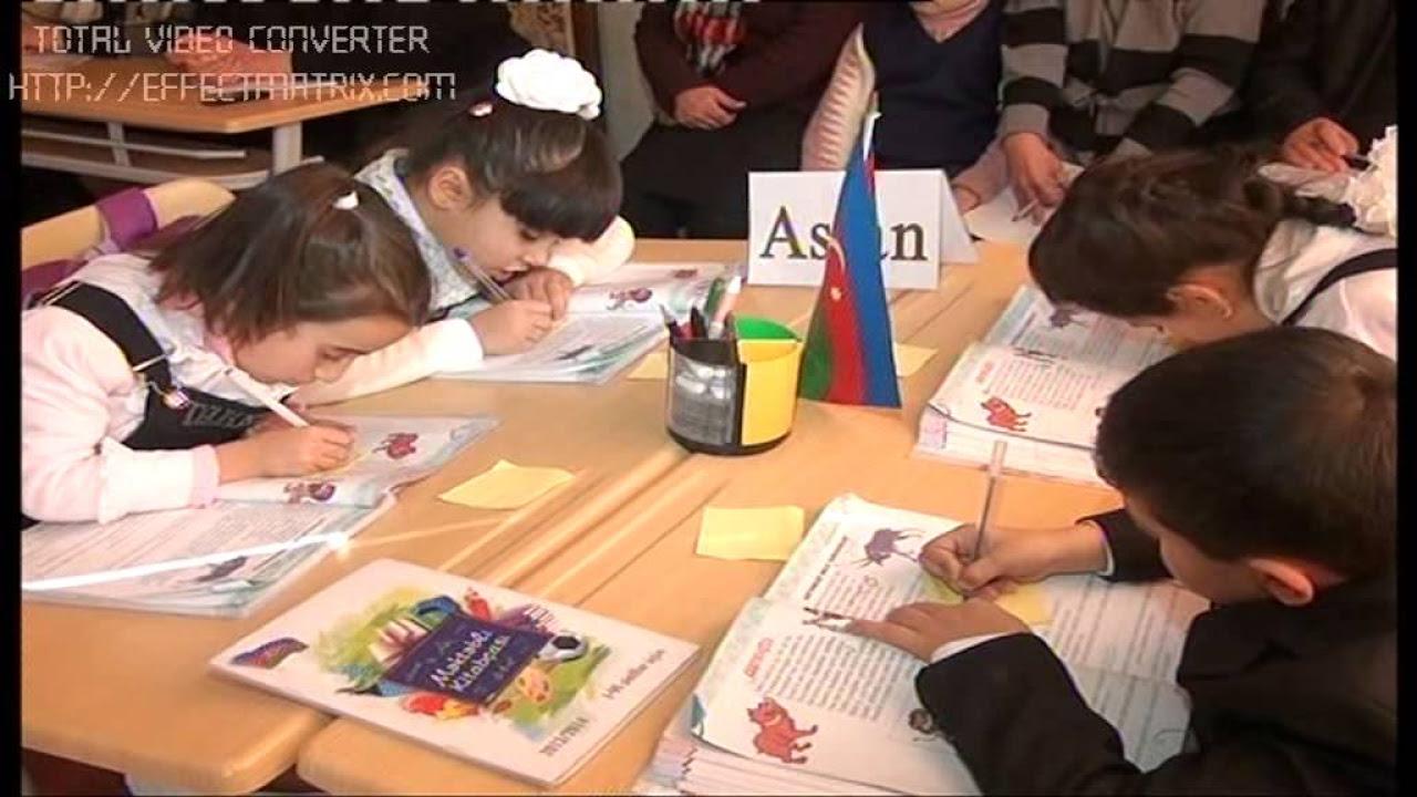 Aciq ders Azerbaycan dili 2 Heyvanlar nece qorunurlar 1 ci hisse Yevlax sheheri 1N li tam orta mekte