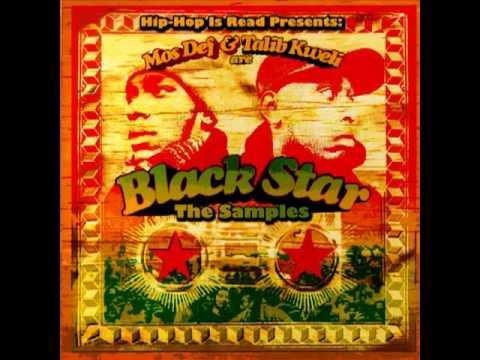 Black Star - Brown Skin Lady