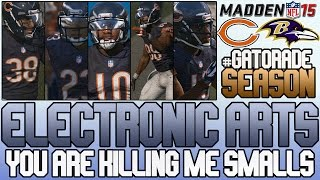 Madden 15 Mut   Ultimate Team Gameplay   Ea You're Killing Me Smalls!