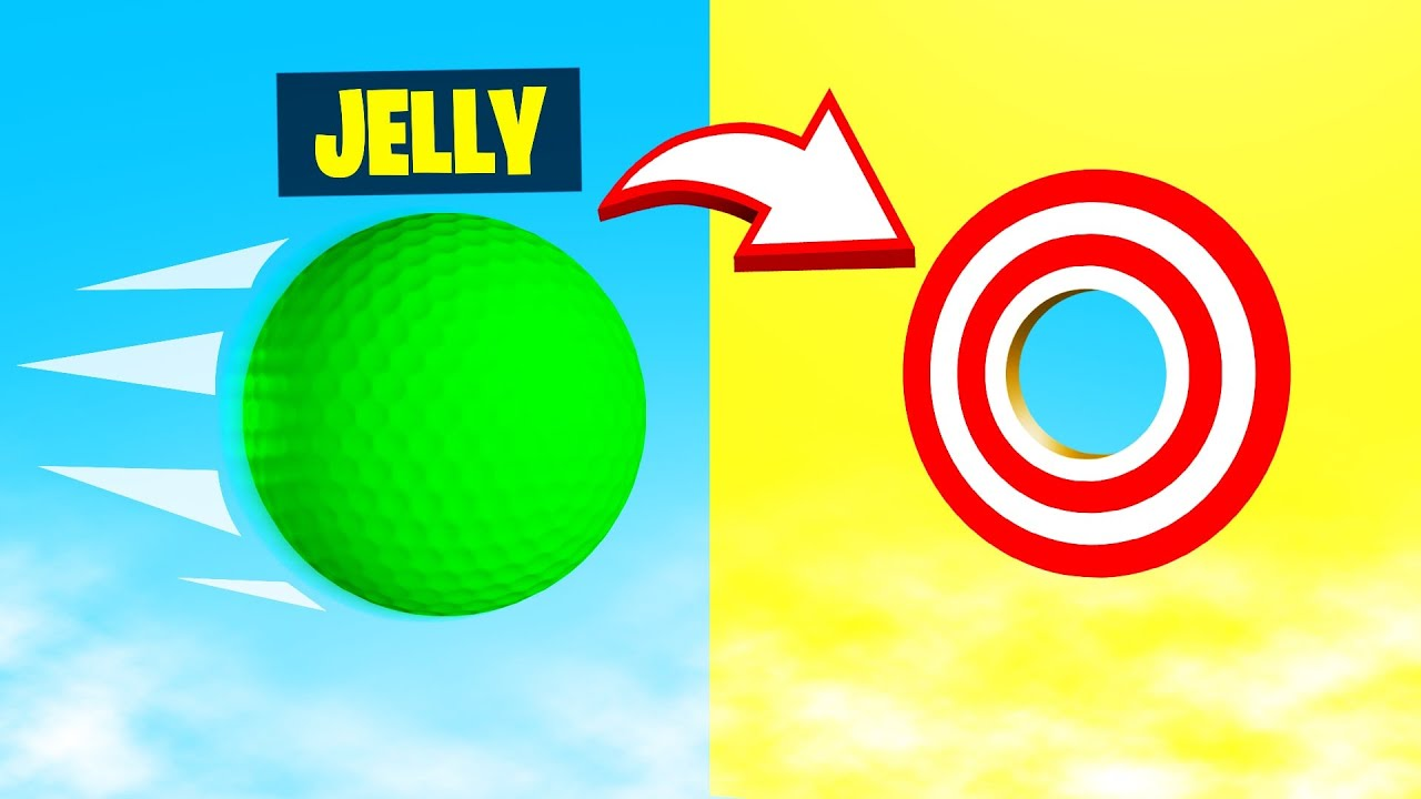 99.9% OF PLAYERS Can NOT HIT THIS TARGET! (Golf It)