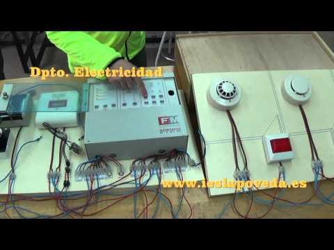 Sistema de alarma contra incendios thumbnail