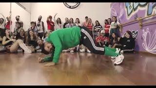 Reggaeton - J Balvin  Choreography By Emir Abdul Gani