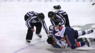 Gallant and McIver fight to the top of the AHL PIMS List