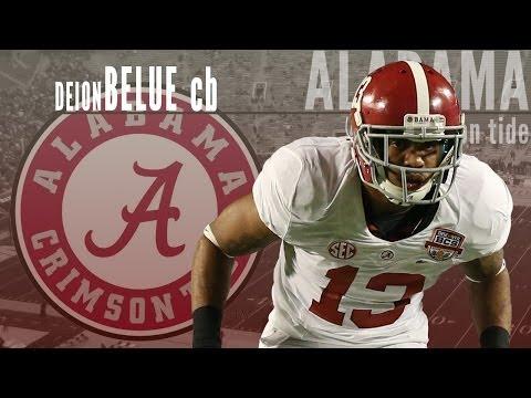 Deion Belue - 2014 NFL Draft profile