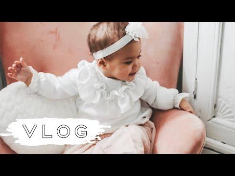NÉLA 1 JAAR! ❤️🍰 ☆ VLOG #522 • Manon Tilstra