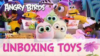 Angry Birds | Unboxing Toys with Isabel