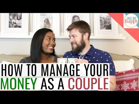 How to Manage Money As a Couple - Vlogmas #18