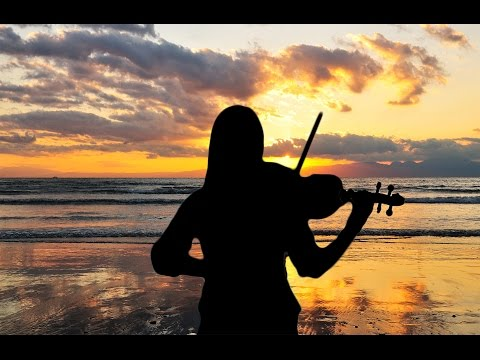 4 HOURS - Violin Relax Sounds Music - Ocean, Deep Sleep, Meditation - Spa, Reiki, Massage