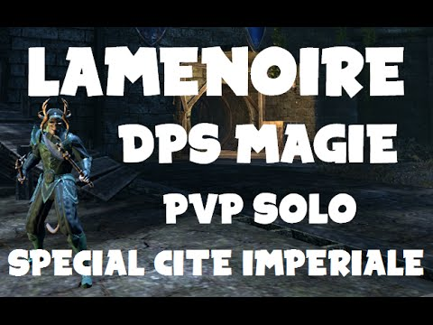 Build Teso Lame Noire