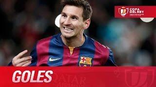 Todos los goles de FC Barcelona (1-0) Atlético de Madrid(Todos los goles de FC Barcelona (1-0) Atlético de Madrid SUSCRIBETE AL MEJOR CANAL HD La Liga | 21-01-2015 | J1 | Copa del Rey 2014/2015 Todos los ..., 2015-01-21T23:10:57.000Z)