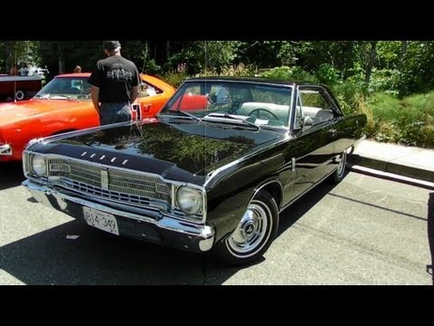 1967 Dodge Dart GT - YouTube