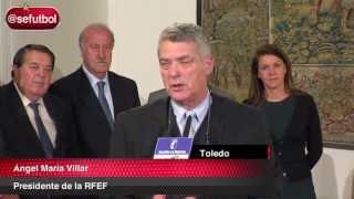 Albacete acogerá el España-Georgia en octubre