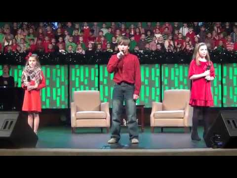 Broadmoor Kids Christmas 2016 - Lawson