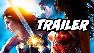 Wonder Woman Trailer - Fight Scenes and Critics Movie Reaction