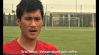 Le Cong Vinh - Forward, Vietnam National Football Team