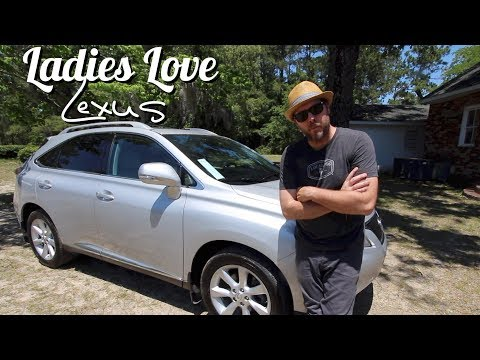 Here's a Tour of a $50,000 Lexus RX 350 | Years Later Review & Still the Ladies Choice Vehicle!