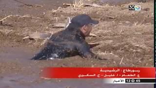 فرق الغواصين تنتشل الجثة الـ17 في حادثة انقلاب حافلة بالرشيدية