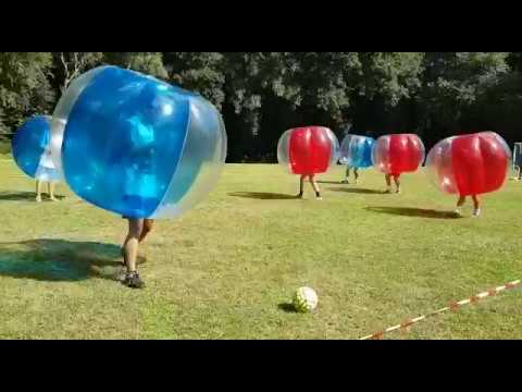 III Torneo 3x3 de Fútbol Burbulla do Cercud de Baamonde