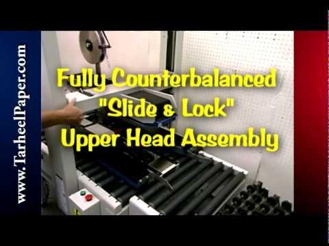 Interpack USA 2024-SB Side Belt Drive Case Sealer