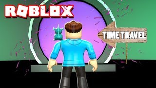 ROBLOX TIME TRAVEL OBBY! | MicroGuardian
