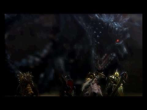Monster Hunter 4 Ultimate - Online Quests 78: Gogmazios G3 Urgent Quests
