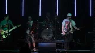 Picnic Basket Nosedive/Sum 41 cover - live @ Unit 23 July 28th 2012