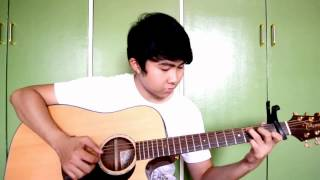 KCi & JoJo - All My Life (Fingerstyle cover by Jorell)