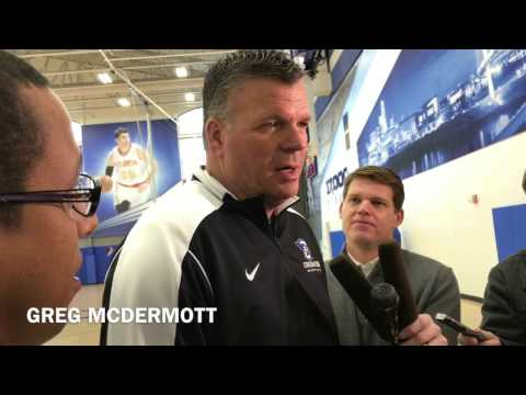 Creighton MBB Previews NCAA Tournament