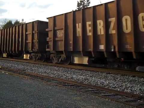 NS 920 In Efland NC With SD40E