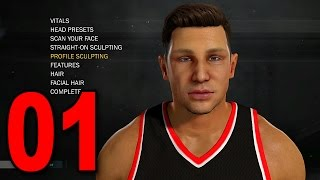 nba 2k17 my player career part 1 the prelude choosing a school