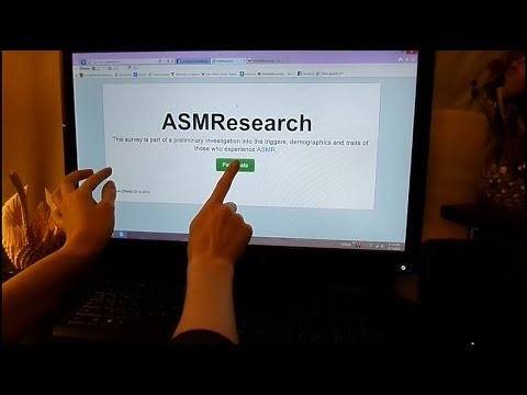 ☆ASMR Survey. ☆Please participate! ☆ *Whisper*