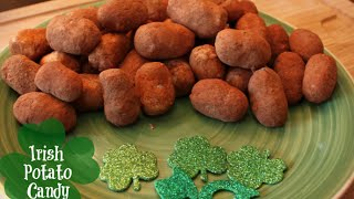 How To Make Irish Potatoes (candy)