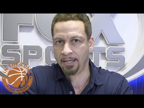 'In the Zone' with Chris Broussard Podcast: Evan Daniels - Episode 48   FS1