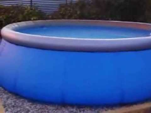 piscina bestway fast set pool opinion de usuario 457 x 122