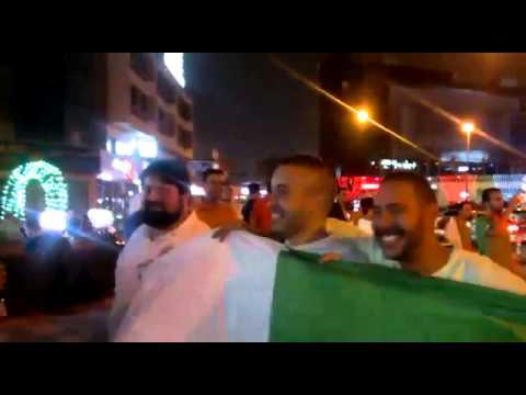 123 viva l'algerie a dubai amel la classe