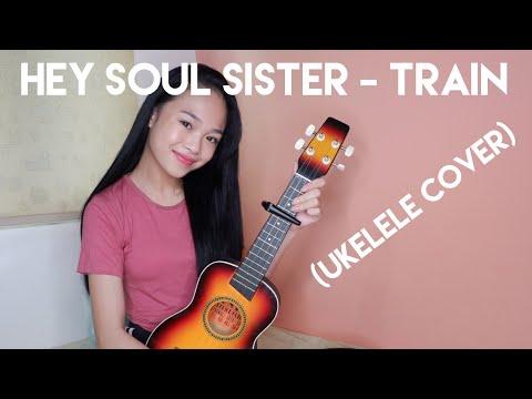 Hey Soul Sister - Train (Ukulele Cover) // Andree Bonifacio