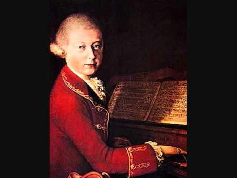 W. A. MOZART Symphony No.9 (1. Movement) (1769-1770) - YouTube