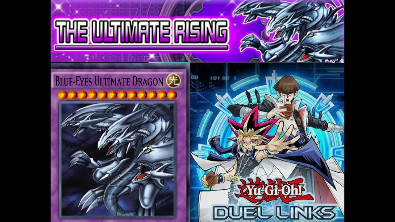 yu gi oh duel links the ultimate rising pack opening new