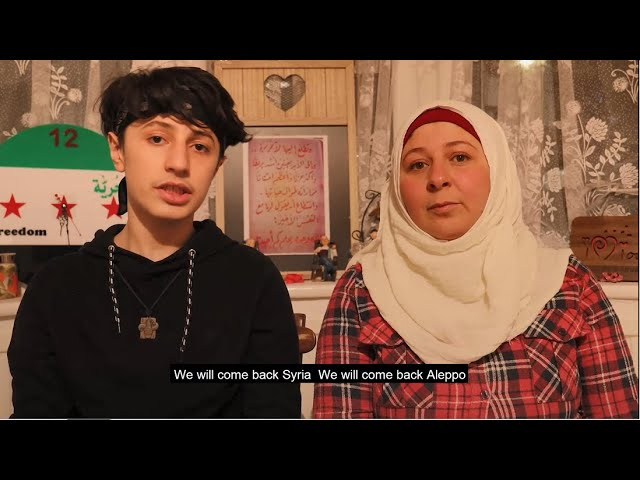 We Will Return, Aleppo