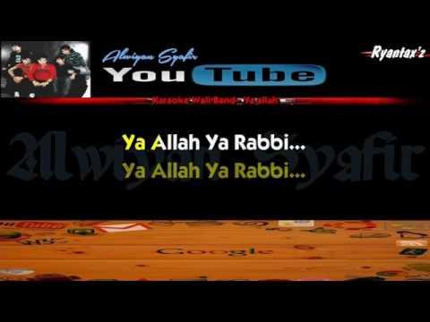 Wali Ya Allah Karaoke
