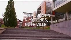 Saint-Quentin-en-Yvelines, côté ville - Terres de France