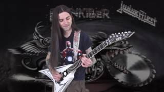 Solo Challenge VI - Painkiller - Judas Priest