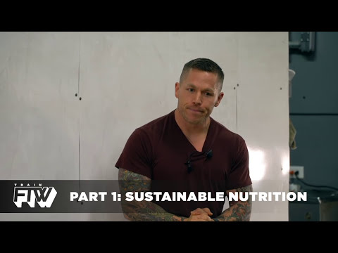 Sustainable Nutrition - Part 1: Why Nutrition Matters