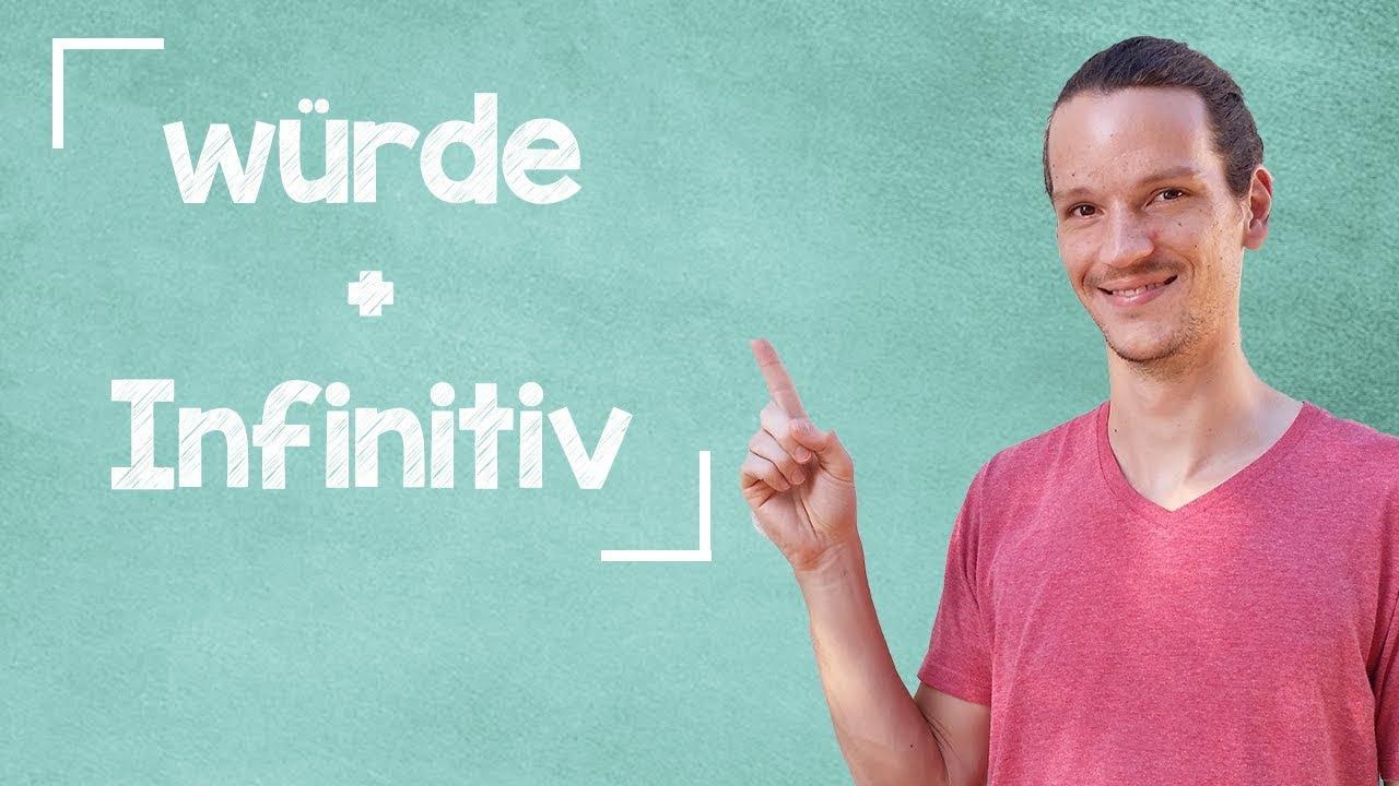 Download German Lesson (5) - Konjunktiv 2 - würde + Infinitiv - B2