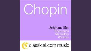 2 Nocturnes , Op. 32 - No. 1 in B