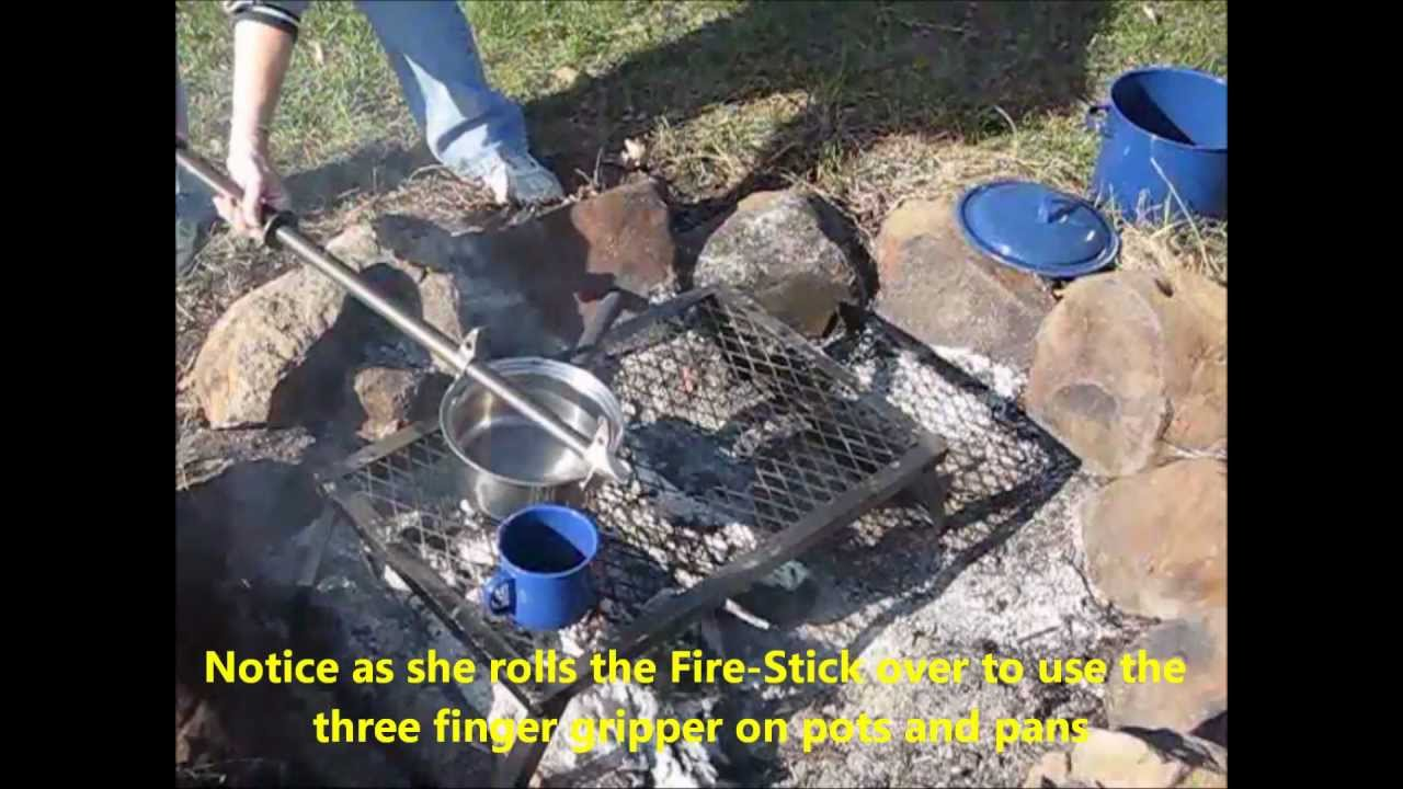 fire stick the ultimate campfire and fireplace tool fire poker