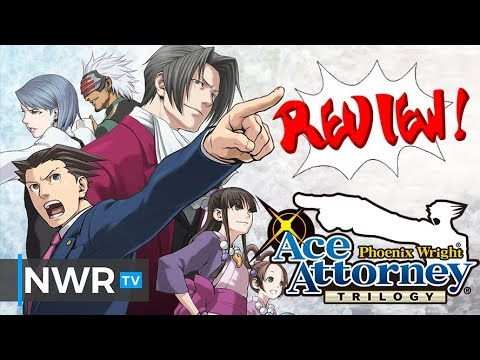 Phoenix Wright: Ace Attorney Trilogy (Switch) Review
