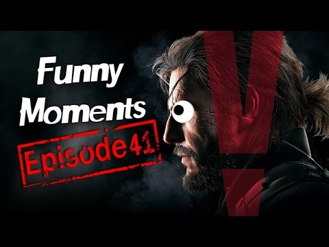 Funny Moments Episode 41: Metal Gear Solid...