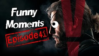 Funny Moments Episode 41: Metal Gear Solid V: The Phantom Pain