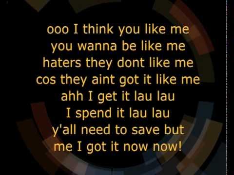 eLDee - BIG BOY Karaoke Lyrics